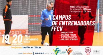 Pato, Julen Guerrero y Pep Marí serán algunos de los ponentes del II Campus de Entrenadores FFCV