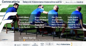 La Selecció Valenciana sub14 jugará un amistoso ante el Torrent CF