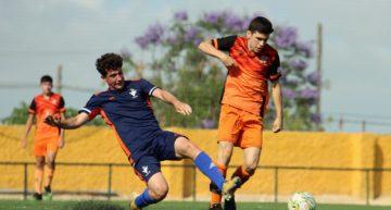 La Selecció Valenciana Sub16 vence al Juvenil del Torrent CF