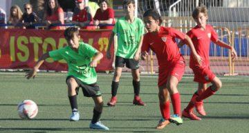 El COTIF Promesas ISTOBAL 2021 se centra en Alevín y Benjamin y contará con 26 equipos
