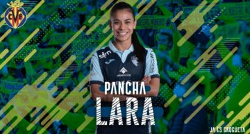El Villarreal suma experiencia con la llegada de Pancha Lara