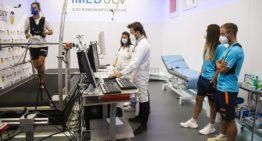 El VCF Femenino inicia la pretemporada con los exámenes médicos