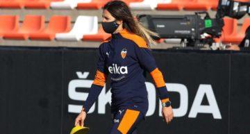 Andrea Esteban se convierte en la entrenadora del VCF Femenino