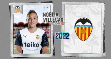 Noelia Villegas, nueva jugadora del VCF Femenino para la temporada 21/22