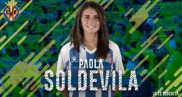 Paola Soldevilla, sexto fichaje del Villarreal Femenino 2021-2022