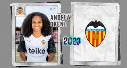 La exgranota Andrea Okene, nueva jugadora del VCF Femenino hasta 2023