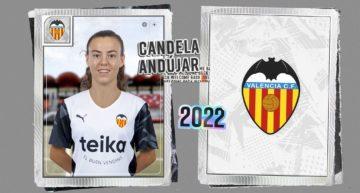 Candela Andújar regresa como cedida al VCF Femenino una temporada más
