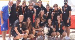 GALERÍA: El subcampeonato de la FFCV es la mejor clasificación histórica en un CNSA Femenino de futplaya