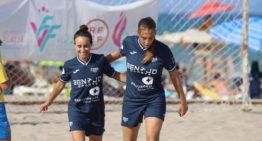 El Turia Beach Soccer y el Levante UD serán los representantes de la FFCV en la Copa RFEF de Melilla
