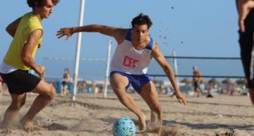 Consulta la Guía del Campeonato Nacional de Selecciones Autonómicas masculinas juveniles de fútbol playa de Cádiz