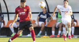 Marc Ferris superó tres lesiones graves de rodilla para al fin debutar con el Valencia CF