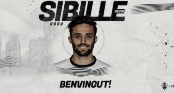 El CD Castellón confirma el fichaje de Kevin Sibille hasta verano de 2022
