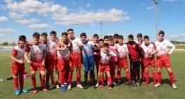 La FFCV comunica al Ciutat de Xàtiva el ascenso de su Infantil 'C' a Preferente