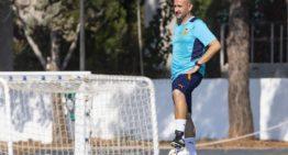 Primeros días de trabajo para el nuevo Juvenil 'A' del Valencia comandado por José Bargues