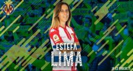 Estefa Lima, séptimo refuerzo para el Villarreal Femenino en su debut en Primera Iberdrola