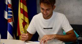 Carlos Mangada deja el Villarreal CF y ficha por el RCD Espanyol
