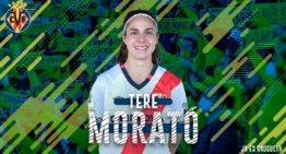 Tere Morató, segundo refuerzo para el Villarreal de Sara Monforte