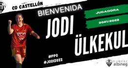Jodi Ülkekul, cuarta cara nueva para el Femenino del CD Castellón