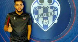 El extremo Francis Moreno se suma a las filas del Atlético Levante UD