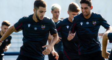 Estos son los futbolistas del filial que hacen pretemporada con el Levante UD