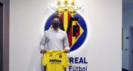 El Villarreal 'B' incorpora a Martín Pascual del Rayo Vallecano