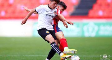 El Manchester United pone los ojos sobre este canterano del Valencia CF