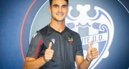 Milutin Vidosavljevic llega cedido al Atlético Levante para la temporada 21/22