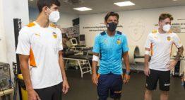Arranca la pretemporada 21-22 del VCF Mestalla de Angulo con las pruebas físicas