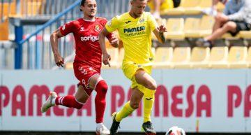 Víctor Narro se despide del Villarreal CF y pone rumbo al Real Valladolid