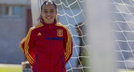 La constancia, superación y gol para el Castellón llevan el nombre de Mireya García