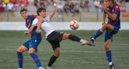 Empate sobre la bocina del Levante UD que deshace las esperanzas de una rocosa UD Alzira (2-2)
