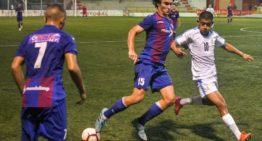 La UD Alzira igualó y superó en intensidad a la selección uruguaya (1-0)