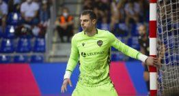 Fede Pérez convocado con España para preparar el Mundial de Lituania