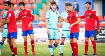 Estos son los juveniles que hacen la pretemporada con el Atlético Levante
