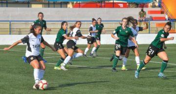 El Castellón Femenino salva un punto ante el Valencia en el descuento (1-1)