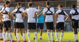 El Cadete A del Valencia CF disputará el torneo Ciutat d'Alzira
