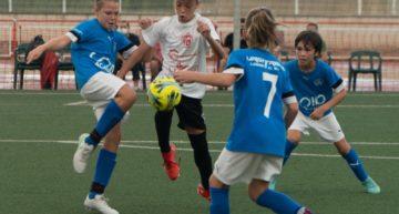 COTIF Promeses Istobal 2021: resultados y crónicas Semifinales Benjamín y Alevín (lunes 30 de agosto)