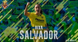 Aixa Salvador regresa al Villarreal