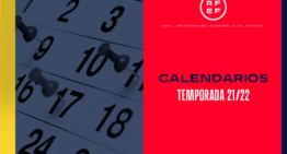Este es el calendario del Grupo VII de División de Honor Juvenil 21/22