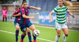 El Levante vence al Celtic y fija la mirada en el Rosenborg (2-1)