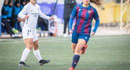 Ana de Teresa jugará cedida en el Eibar durante una temporada