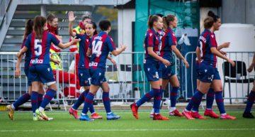 El Levante se medirá al 'coco' Olympique de Lyon en la segunda ronda previa de la UWCL