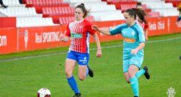 El Levante incorporará a Erika Lombídez, procedente del Sporting de Gijón