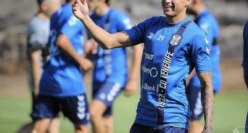 El Atlético Levante incorpora a Jorge Padilla cedido por el CD Tenerife