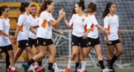 Los filiales 'B' y 'C' del VCF Femenino ya conocen sus rivales para su primer compromiso amistoso