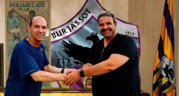 El retorno del 'mostro': Rubén Darío Ciraolo toma el mando de la dirección deportiva del Burjassot CF