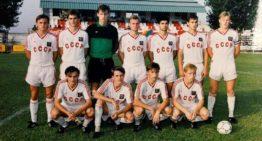 El COTIF albergó el último triunfo de la URSS en 1991