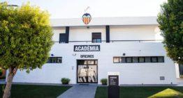 La Academia del Valencia CF estará presente en la Selección Española sub19