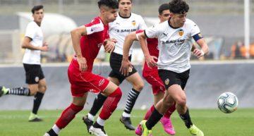 El Valencia Mestalla cede a Dani Montes a la SIA UD Benigànim