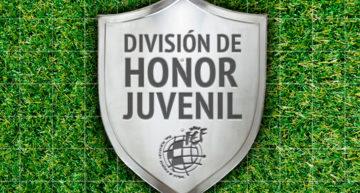 Las fechas en rojo 21-22 del Grupo VII de División de Honor Juvenil